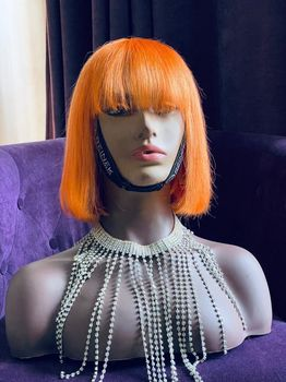 Orange is the new Wig
