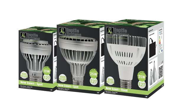 Lampe new dawn Led 25 watt  69.99€