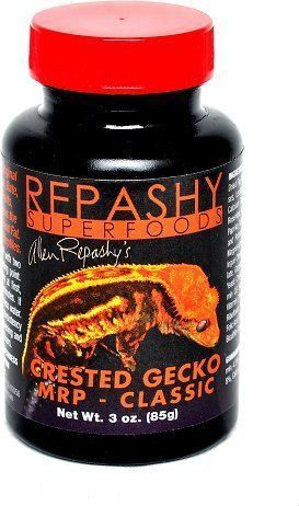 Repashy crested gecko classic  85gr  16.40€