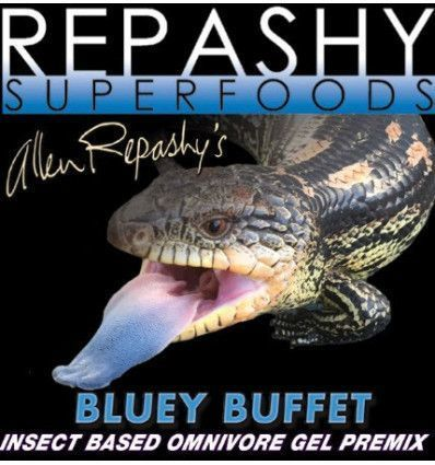 Repashy superfoods bluey buffet  340 gr   38.90€