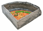 Repti rock  corner bowl extra  large Zoomed 35x35x9cm 29.90€