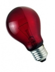 Nightlight red 60 watt de Zoomed  10.95€