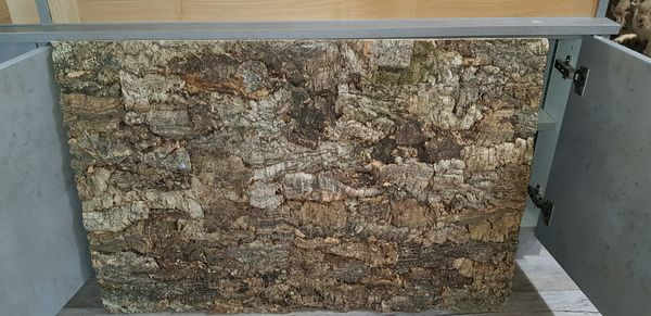 Natural cork background 90x60cm 59.90€