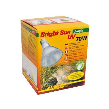 Ampoule UVA/UVB bright sun jungle 70 watt  49.00€