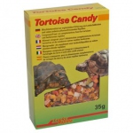 Alimentation pour tortues terrestre  tortoise candy  35 grs