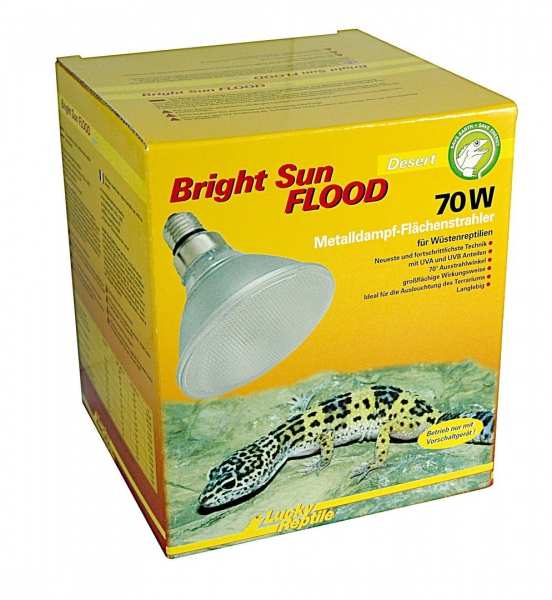 Bright sun 70 watt flood jungle + ballast électronique  à 129.90€