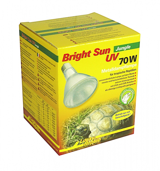 Bright sun 70 watt spot jungle + ballast électronique  à 119.90€