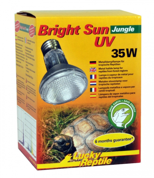 Bright sun 35 watt spot jungle + ballast électronique  à 129.90€