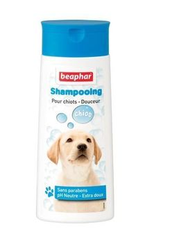 Shampooing spécial Chiot