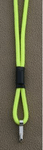 Cordon 4mm Jaune Fluo