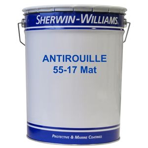 ANTIROUILLE 55-17 Mat - Primaire Anticorrossion - 5,90€/Kg