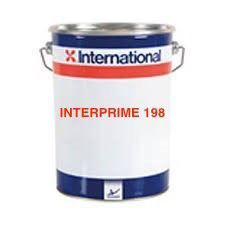 INTERPRIME 198 - Primaire Anticorrossion - 8,40€/Litre