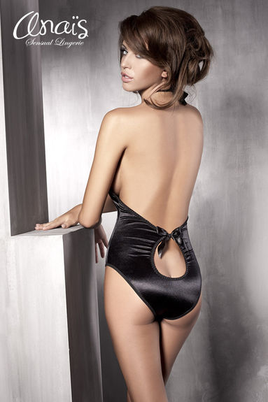 Sublime Body ou Teddy satin noir Inspiration