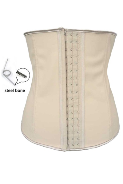 Corset Amincisant serre taille Beige