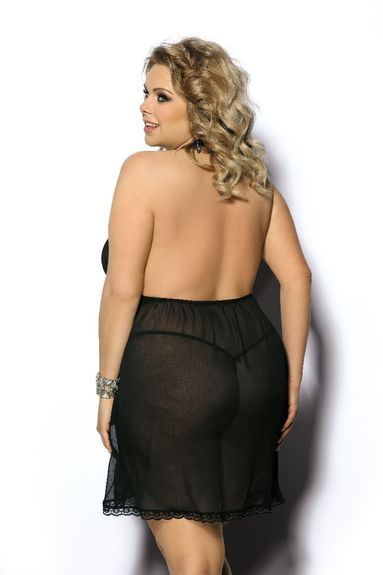 Nuisette grande taille sexy