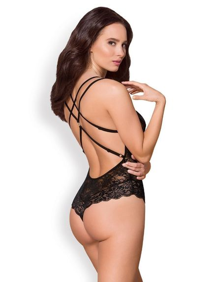 Body string sexy dentelle