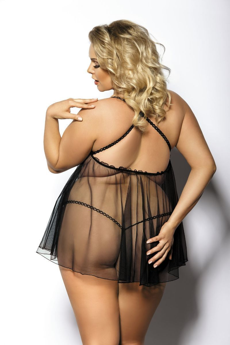 Babydoll Sexy Grande Taille