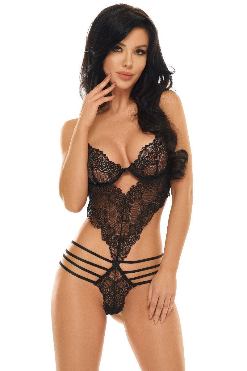 Body String Sexy en Dentelle