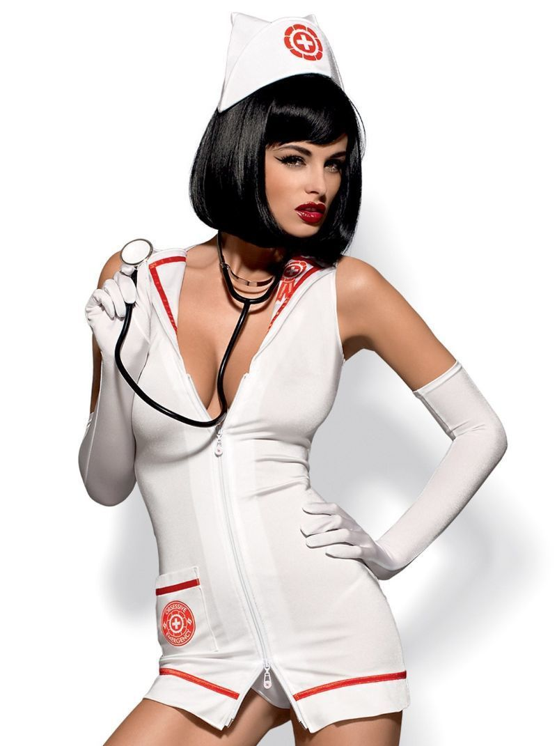Costume Sexy Emergency dress
