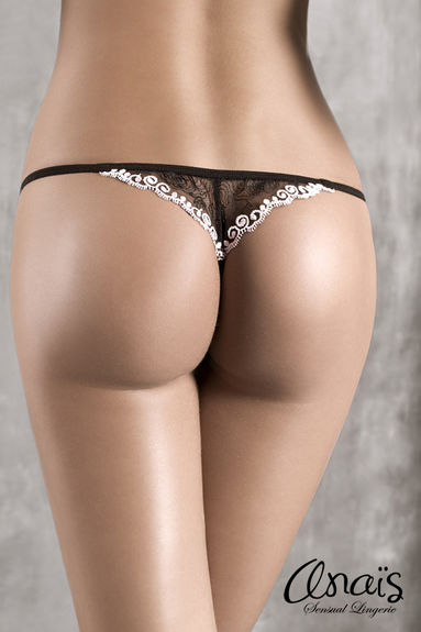 Superbe string résille Charming string