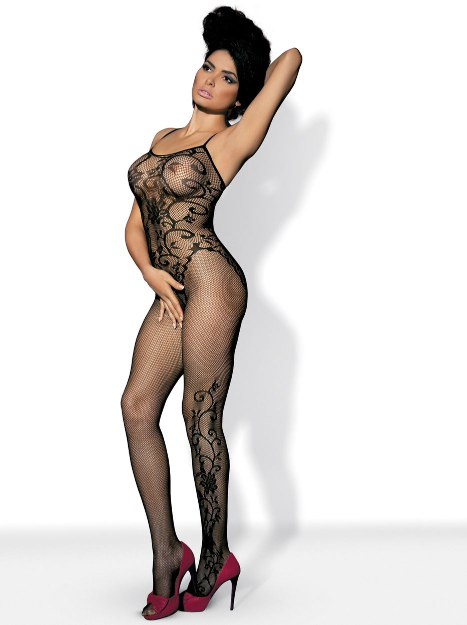 Bodystocking résille sexy