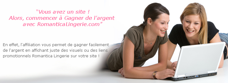 affiliation lingerie sexy, robe sexy, tenue sexy pas cher