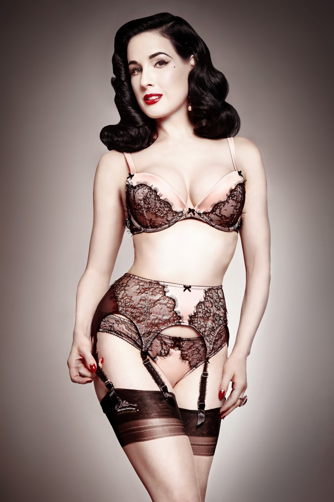 dessous glmour pin up sexy