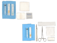 SETS DE POSE ET DE RETRAIT D'IMPLANTS CONTRACEPTIFS