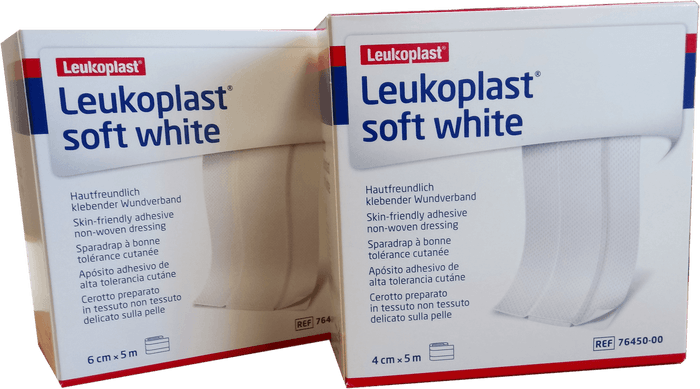 LEUKOPLAST SOFT WHITE (COVERMED)