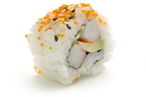 California roll - Ura-maki-zushi