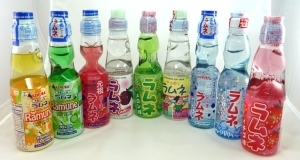 Japanese lemonade - Ramune
