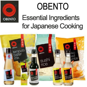 Obento - The essential for japanese cooking