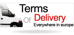 Terms of delivery