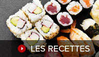 Japanese recipes (in french language)