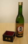 Sake junmai 375ml