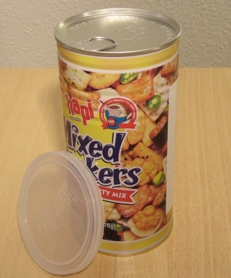 Japanese mixed crackers 170g