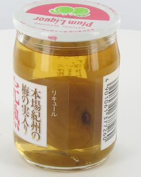 Umeshu with plum 14.7% 100ml