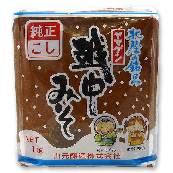 Traditional white miso 1kg