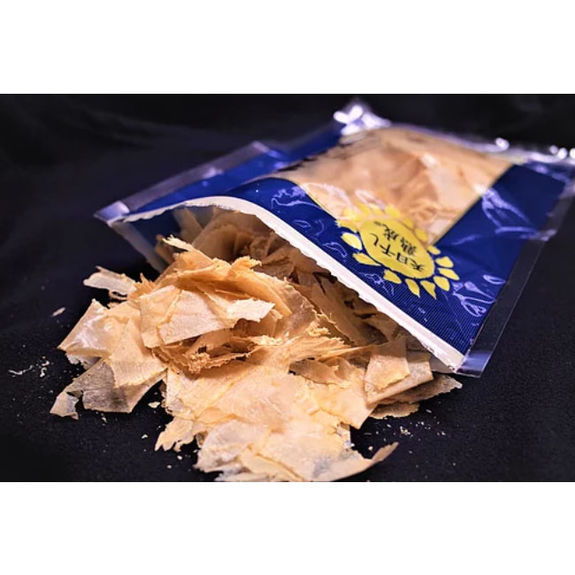 Dried and smoked tuna 100g