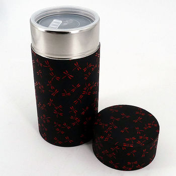"""Japanese teabox """"Red firefly"""""""