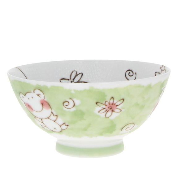 """""""Frog"""" Rice granulated bowl - small size"""