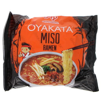 Oyakata ramen 89g miso flavour