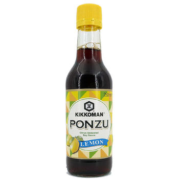Ponzu sauce with lemon  250ml
