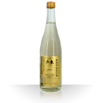Born Gold 720ml - 15.5%