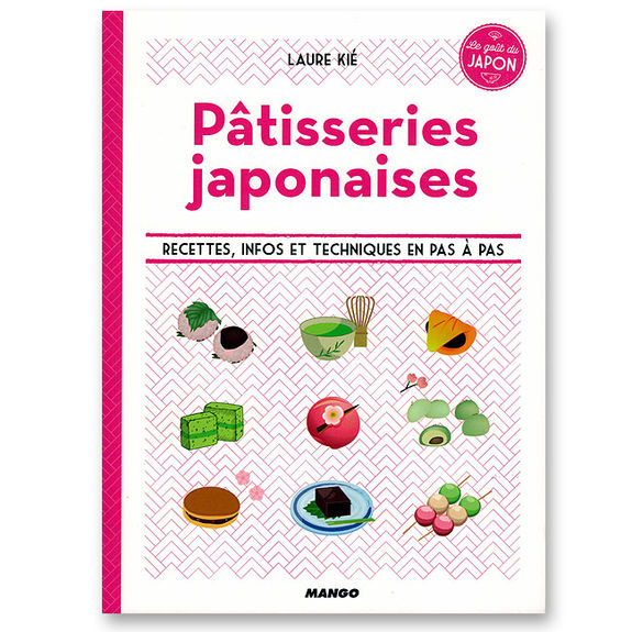 Pâtisseries japonaises (french language)