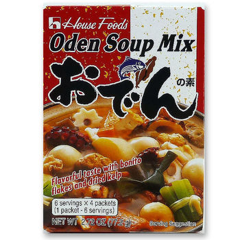 Oden soup mix (24 servings)