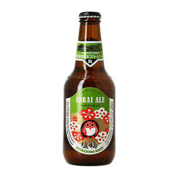 Hitachino Nest Anbai  Ale 33cl