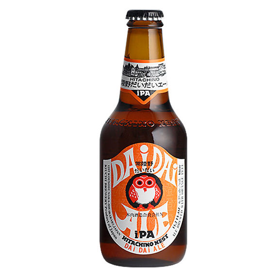 Hitachino Nest Dai dai Ale 33cl