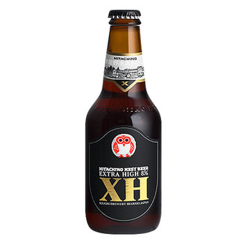 Japanese beer Hitachino Nest Extra High XH 8% 33cl
