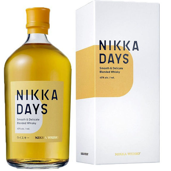 Whisky Nikka Days